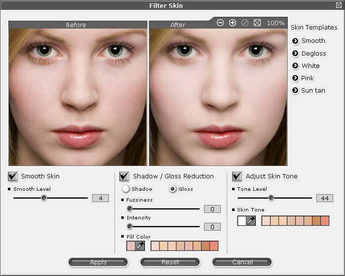 Reallusion FaceFilter Studio 2 2.0